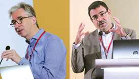 Dr Stefan Feske  and Dr Khaled Machaca