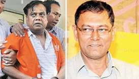 Chhota Rajan  and journalist  Jyotirmoy Dey