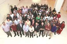 Over 160 attend WCM-Q talk on containment of infectious diseases