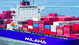 Milaha launches container service between Qatar, Iraq