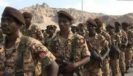Sudan troops