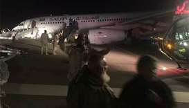 53 injured as Saudi jet makes emergency landing
