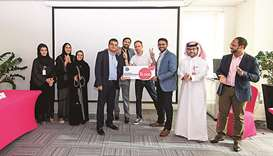 Ooredoo leverages biz innovation with 'Hackathon' winners
