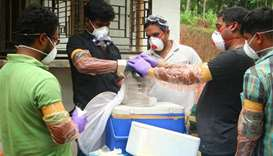 India steps up hunt for origin of Nipah virus