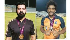 Al Hamra, Doha Bank pick up wins