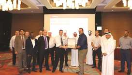 GDI receives safety recognition award