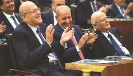 Lebanese parliament re-elects Berri as speaker