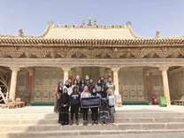 GU-Q organises study tour for students to China