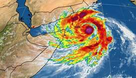 Flights affected as cyclone approaches Omani coast