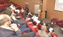 QU-LAWC hosts conference on 'The Rise of International Courts'