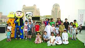 Katara bustling with activities during Ramadan