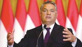PM Orban flags big changes to Hungary's constitution