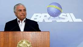 Brazil cuts fuel prices after strike leaves food, fuel scarce