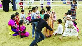 Qatar Foundation to celebrate Garangao with community (file picture).