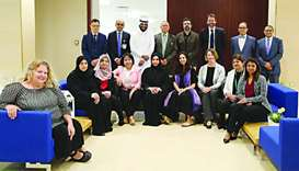 Sidra Medicine signs MoU with Doha Institute for Graduate Studies