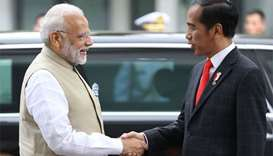 Indonesia and India to develop strategic Indian Ocean port