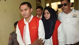 Indonesian fashion designer jailed for cheating pilgrims