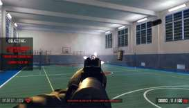 The game �Active Shooter'  by Valve Corp