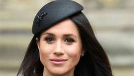 Meghan Markle named among top influential women