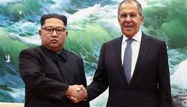 Russia invites North Korean leader to visit Moscow