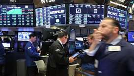 World stocks under pressure as US announces steep tariffs