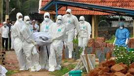 Nipah virus toll rises to 15, two new cases found in Kerala