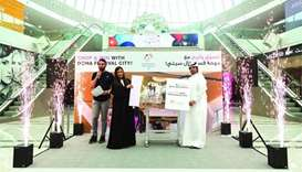 Doha Festival City shopper wins QR100,000 worth of vouchers
