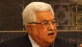 Palestinian president expected to leave hospital Sunday: sources