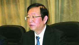 China envoy calls for early resolution of GCC crisis