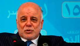 Iraqi PM overhauls electricity ministry after protests