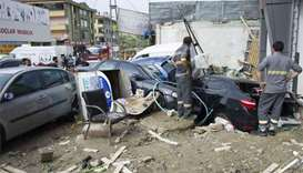 Ankara floods sweep away more than 100 cars