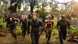 'Avengers' muscles rivals aside to continue box office dominance