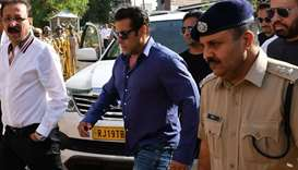 Bollywood's Khan dodges limelight in jail appeal hearing