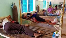 13 dead, scores hospitalised in Cambodia poisoining