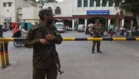 Man accused of shooting Pakistan minister appears in court