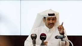 QP pushing ahead with expansion despite blockade, says Al-Kaabi
