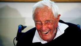 104-year-old Australian breaks into joyful song as he awaits death