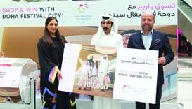 Doha Festival City names second winner of shopping campaign