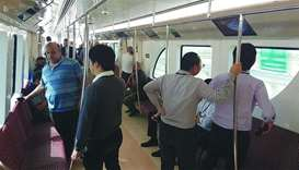 Doha Metro gets thumbs up from public