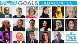 Sheikha Moza reappointed as SDG Advocate