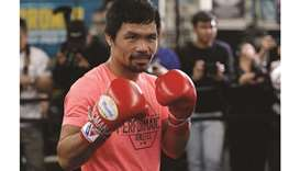 Pacquiao in 'final stages' of talks for Mikey Garcia fight: aide