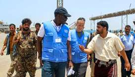 Rebel pullout from key Yemen ports 'on track'