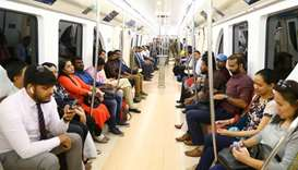 Doha Metro passengers hail service, seek more additions