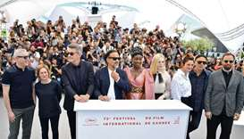 Cannes rediscovers its glitz as stars flood red carpet
