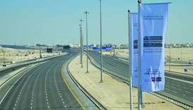 The expansion has largely taken place under Ashghal's Expressway Programme for the development of 80