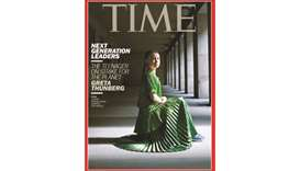 The Time cover
