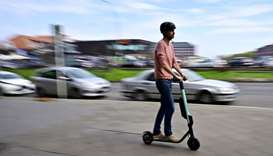 Germany green-lights e-scooters on roads, not pavements