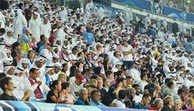 Al Janoub Stadium in Wakrah opens to fanfare