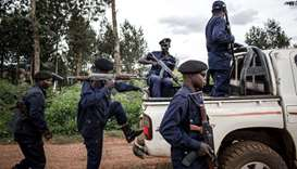 Congo security