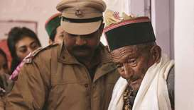 102-year-old casts ballot in Himachal